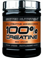 100% Creatine Monohydrate 500g - Scitec Nutrition