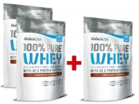 100% Pure Whey 3 x 454g - BioTech USA