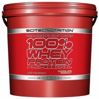 100% Whey Protein Professional 5000g - Scitec Nutrition