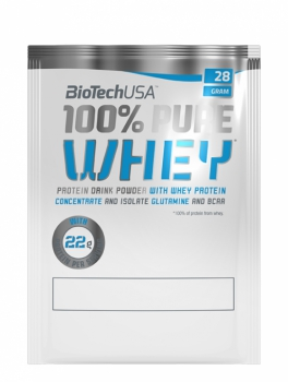 100% Pure Whey 28g - BioTech USA