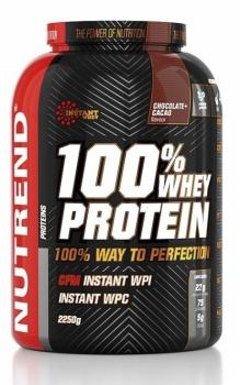 100% Whey Protein 2250g - Nutrend