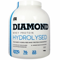 DIAMOND Hydrolysed Whey Protein 2270g - FA