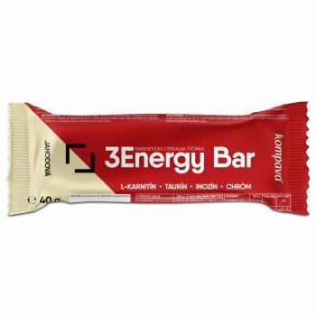 3Energy bar 40g - Kompava