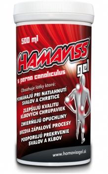 HAMAVISS gel 500ml náplň