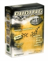 Gainer Extra mass Puding 6x35g - Kompava