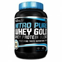 Nitro Pure Whey Gold 908g - BioTech USA