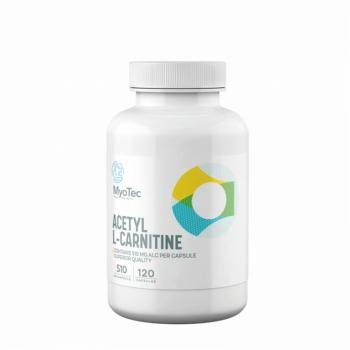 Acetyl L-Carnitine 120 kaps. - MyoTec