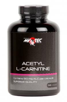 Acetyl L-Carnitine 240 kaps. - MyoTec