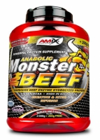 Anabolic Monster BEEF 90% Protein 2200g - Amix