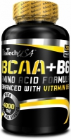 BCAA+B6 200 tab. - BioTech USA