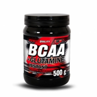 BCAA + Glutamine Instant 500g - Vision Nutrition