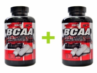 BCAA 2:1:1 100 kaps. + 100 kaps. - Vision Nutrition