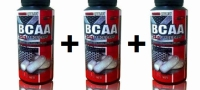 BCAA 2:1:1 (3x 100 kaps.) - Vision Nutrition