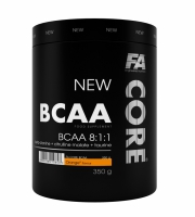 BCAA Core 8:1:1 350g - Fitness Authority