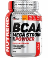 BCAA Mega Strong Powder 500g - Nutrend