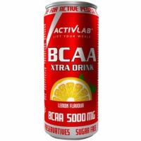 BCAA XTRA Drink 330ml - ActivLab