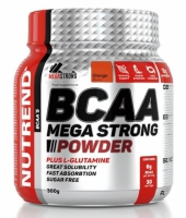 BCAA Mega Strong Powder 300g - Nutrend