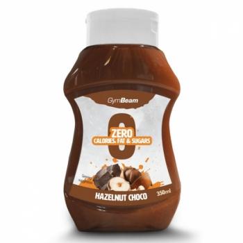 Bezkalorický sirup Hazelnut Choco 350ml - GymBeam