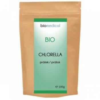 Bio Chlorella prášok 100g