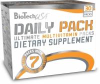 Multivitamín - Daily Pack 30 balíčkov - BioTech USA