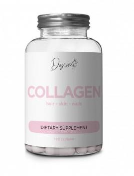 Collagen 120 kaps. - Descanti