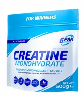 Creatine Monohydrate 500g - 6Pak