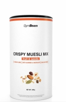 Crispy Muesli Mix 420g - GymBeam