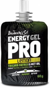 Energy Gel Pro 60g - BioTech USA