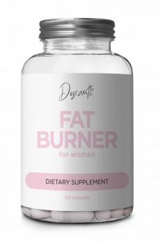 Fat Burner 60 kaps. - Descanti
