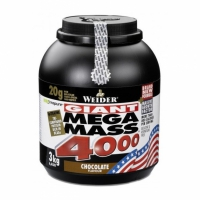 Giant Mega Mass 4000 - 3000g - Weider