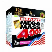 Giant Mega Mass 4000 - 7000g - Weider