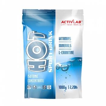 Hot Sport Drink 1000g - Activlab