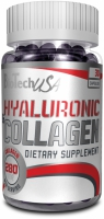 Hyaluronic & Collagen 30 kaps.