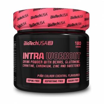 Intra Workout 180g - BioTech USA