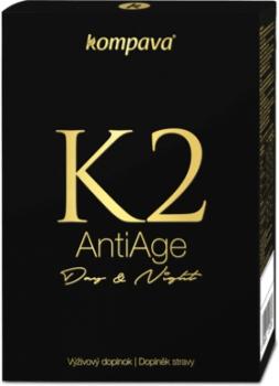 K2 Anti Age Day & Night 120 kaps. - Kompava
