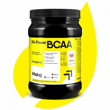 K4 Power BCAA 4:1:1 400g - Kompava