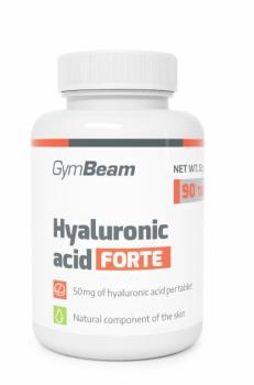 Kyselina hyalurónová Forte 90 tab. - GymBeam