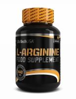 L-Arginine 90 kapsúl - BioTech USA
