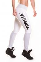 Legíny Heart Butt 280 biele - NEBBIA b6d3e0e177