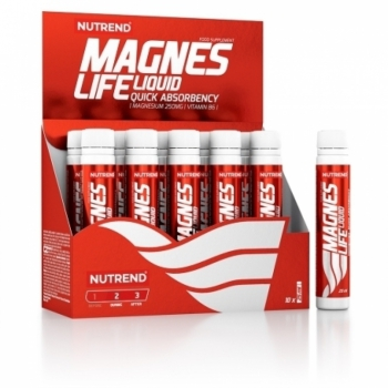 Enduro Magneslife 250 mg 10 x 25 ml - Nutrend