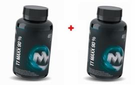 MaxxWin TT Maxx 90 % Tribulus Terrestris 90 kaps. 1+1 gratis
