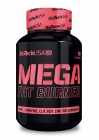 BioTech Mega Fat Burner 90 tab.