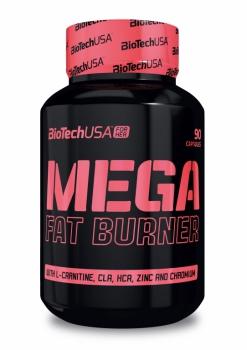 BioTech Mega Fat Burner 90 tab.