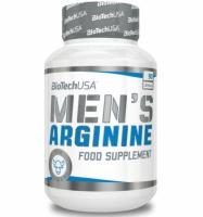 Men's Arginine 90 kaps. - BioTech USA