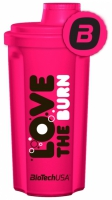 "Šejker ""Love the Burn shaker"" 700ml"