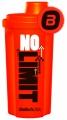 "Šejker Neon oranžový ""No Limit"" - 700ml"