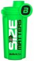 """Šejker Neon zelený """"Size Matters"""" - 700ml"""