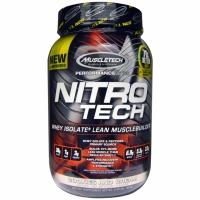 NITROTECH 907g - MuscleTech