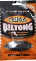 Cruga Biltong - 25g - sušené hovädzie mäso - Peppered Beef
