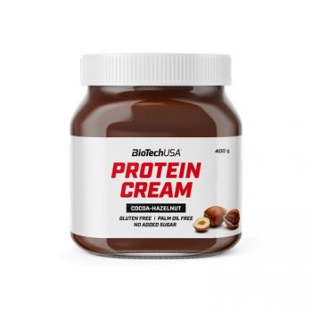 Protein Cream 400g - BioTech USA